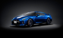 Nissan GT-R 50th Anniversary Edition(画像: 日産自動車の発表資料より)