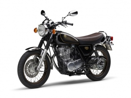 1000台限定の「SR400 Final Edition Limited」、74.8万円